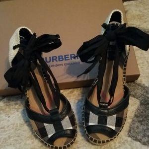 Burberry Espadrilles